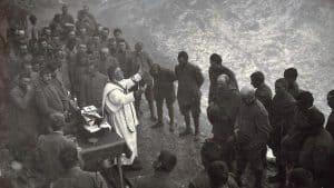 Il Santo Natale nel Diario di un Tenente dei Bersaglieri della prima Guerra mondiale