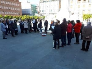 PUBBLICA RIPARAZIONE PER L'ORRENDO SACRILEGIO DELL'AMMINISTRAZIONE COMUNALE (CENTRODESTRA) DI MASSA