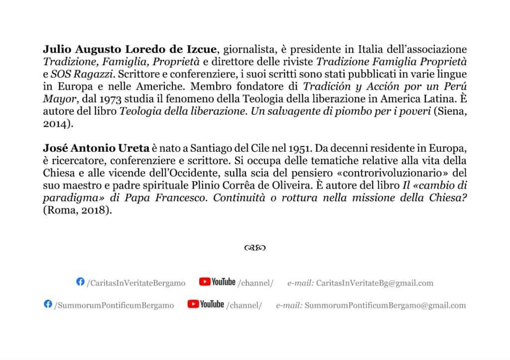 Importanti appuntamenti a Roma - Bergamo - Figline Valdarno