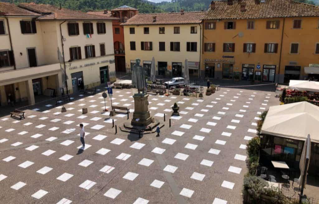 Da Giotto e l'Angelico alle pale eoliche