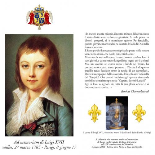 Santino Luigi XVII