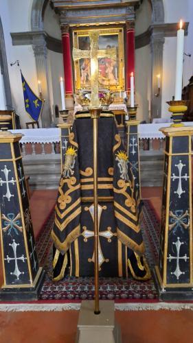 Feretro Luigi XVII